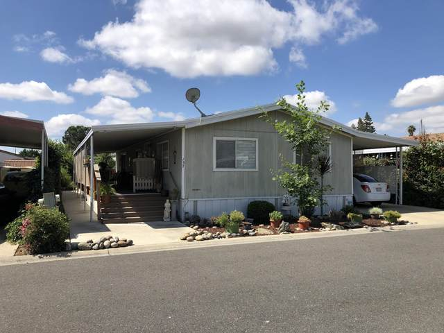 2300 W Morton Avenue #157, Porterville, CA 93257 (#204701) :: Martinez Team