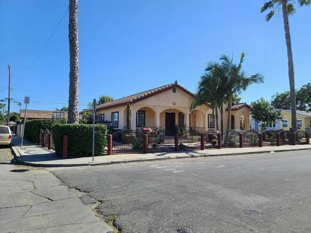 400 W Poplar Street, Compton, CA 90220 (#205393) :: The Jillian Bos Team