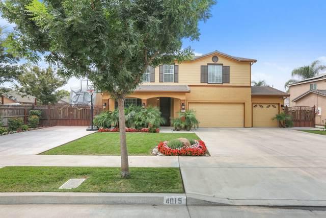 4015 S Crenshaw Street, Visalia, CA 93277 (#206968) :: The Jillian Bos Team