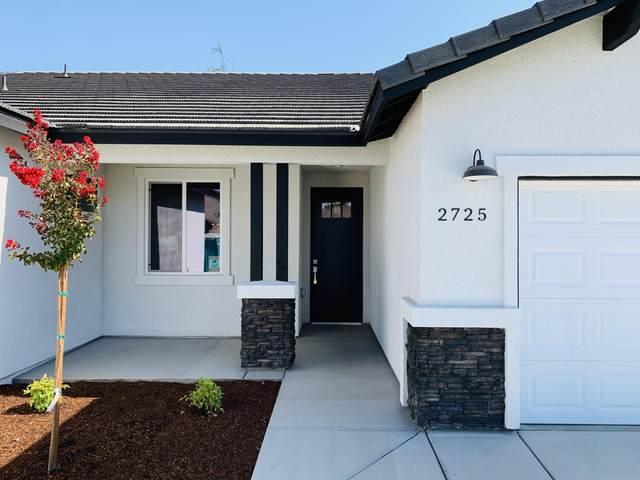 1992 E Sandalwood Avenue, Tulare, CA 93274 (#207449) :: The Jillian Bos Team