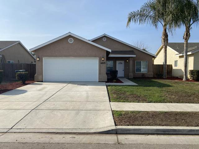 485 Napa Street, Tulare, CA 93274 (#207670) :: Your Fresno Realty | RE/MAX Gold