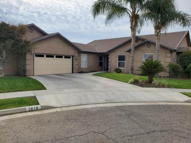 1816 Sutter Circle, Tulare, CA 93274 (#208075) :: Martinez Team