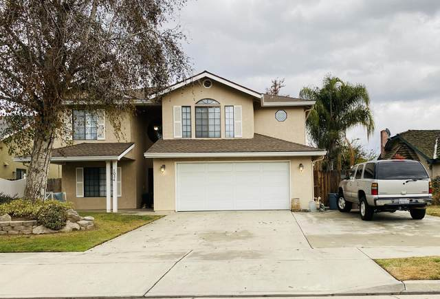 1034 N Greenwood Street, Tulare, CA 93274 (#208954) :: Robyn Icenhower & Associates
