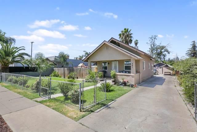 241 S F Street, Tulare, CA 93274 (#148182) :: Robyn Icenhower & Associates