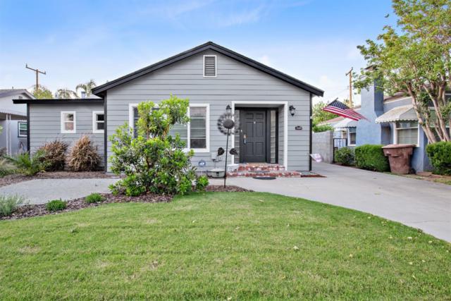 1030 E Sycamore Avenue, Tulare, CA 93274 (#145942) :: The Jillian Bos Team