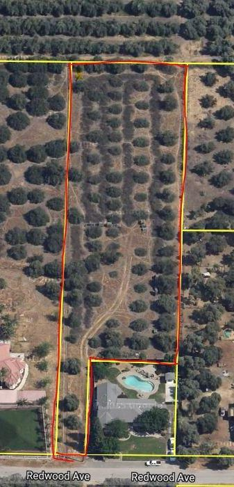 0 1.54  Acres On Redwood Ave, Lindsay, CA 93247 (#135913) :: The Jillian Bos Team