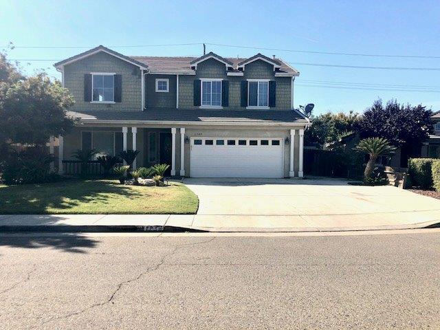 1709 S Laguna Street, Visalia, CA 93292 (#141903) :: Robyn Graham & Associates