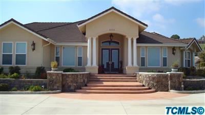 444 High Sierra Drive, Exeter, CA 93221 (#146067) :: The Jillian Bos Team