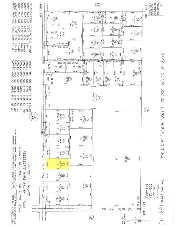 1876 W Prosperity Avenue, Tulare, CA 93274 (#200266) :: The Jillian Bos Team