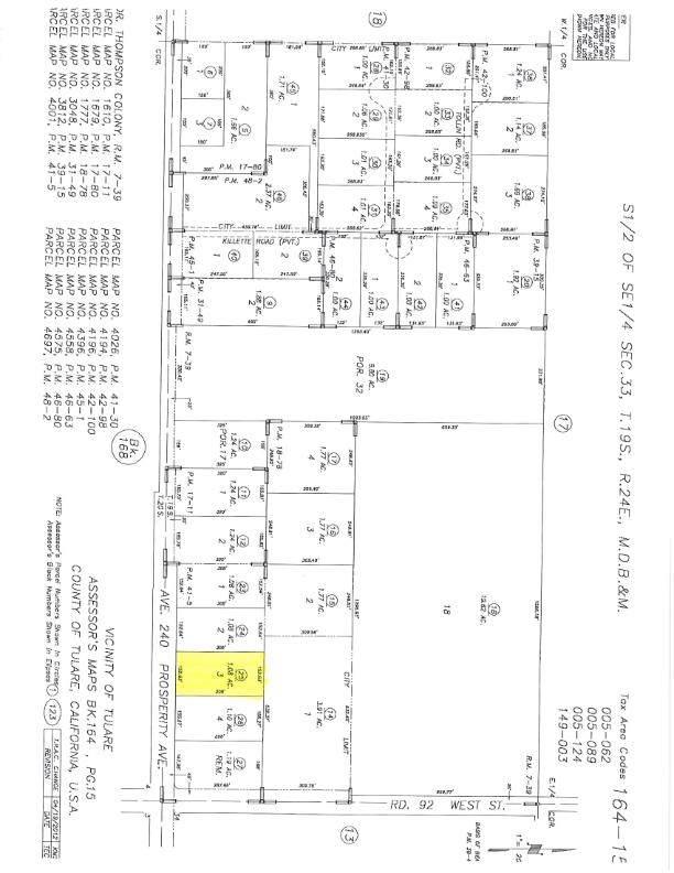 1 W Prosperity Avenue, Tulare, CA 93274 (#200270) :: The Jillian Bos Team
