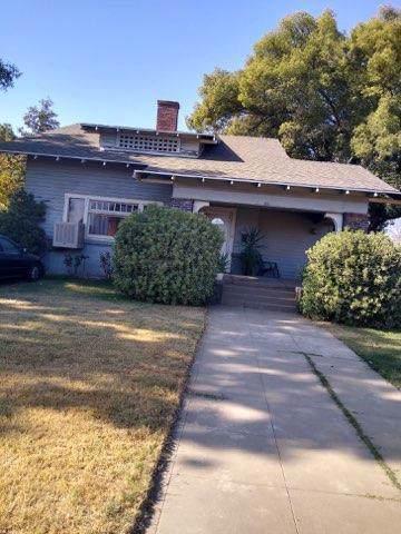 121 N D Street, Tulare, CA 93274 (#201401) :: The Jillian Bos Team