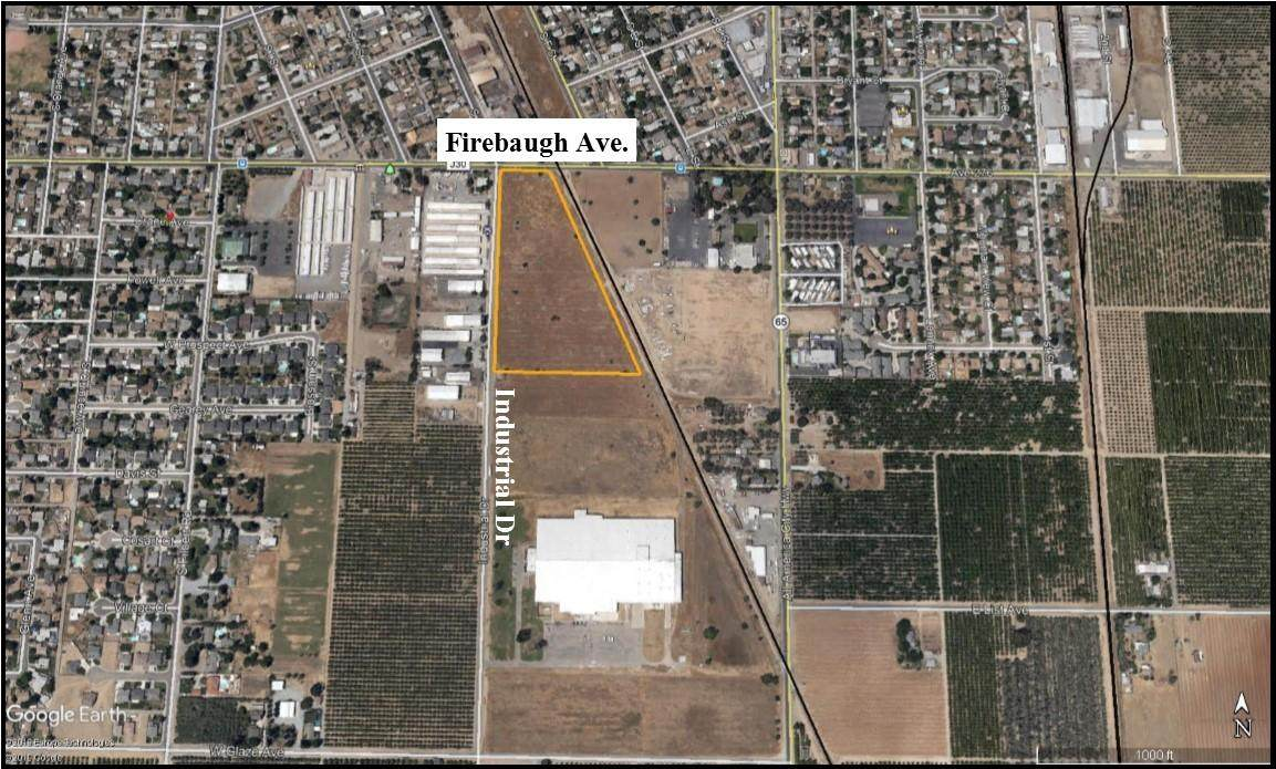 Near Firebaugh Ave & Industrial Dr. - Photo 1
