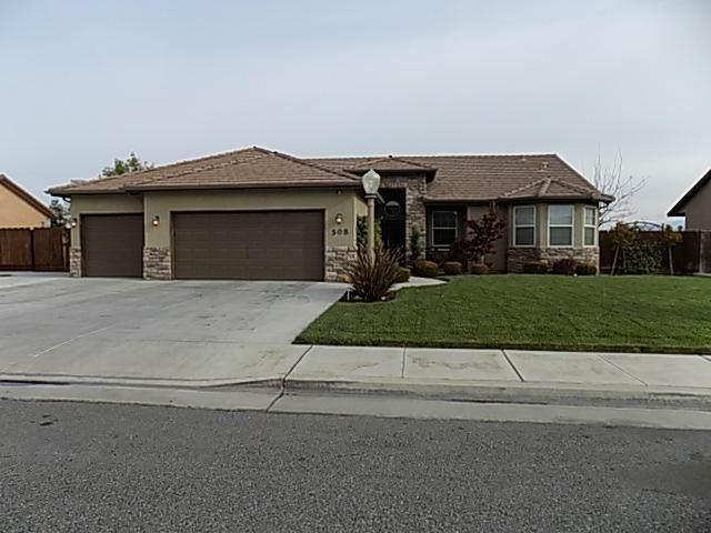 508 W Melinda Avenue, Porterville, CA 93257 (#203943) :: Robyn Icenhower & Associates