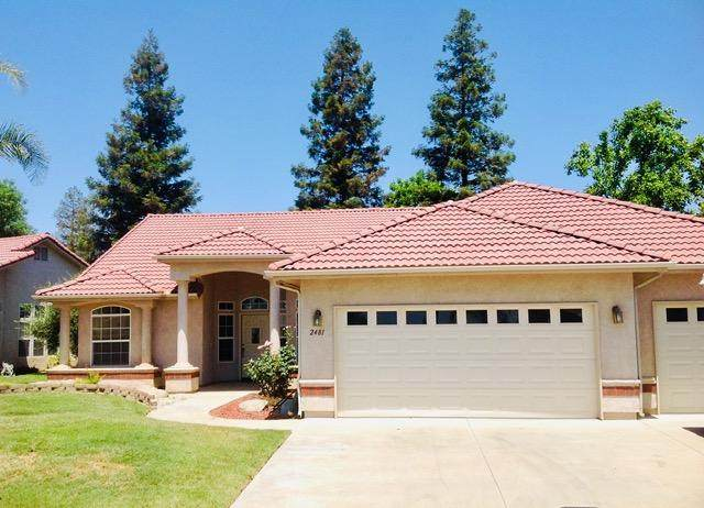 2481 Presidential Drive, Tulare, CA 93274 (#204786) :: Robyn Icenhower & Associates