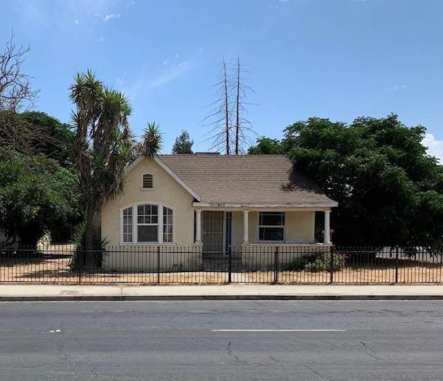 1163 W Inyo Avenue, Tulare, CA 93274 (#204982) :: The Jillian Bos Team
