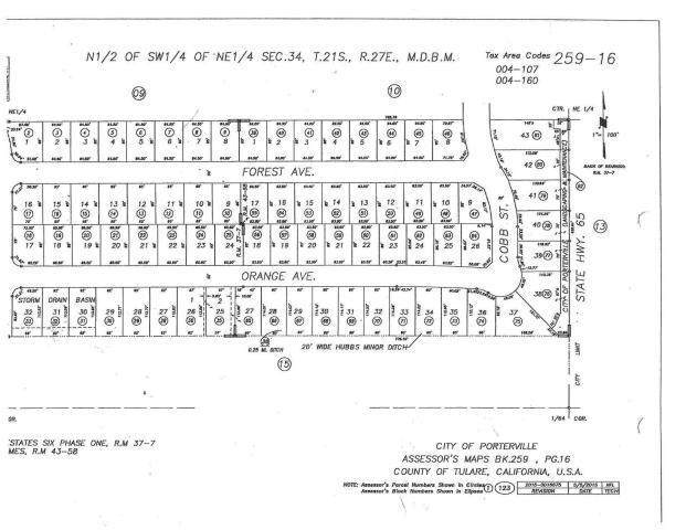 250 S Cobb Street, Porterville, CA 93257 (#208855) :: Robyn Icenhower & Associates