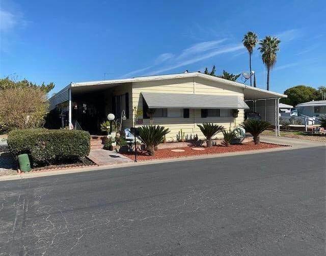 2301 S Divisadero Street #84, Visalia, CA 93277 (#209383) :: The Jillian Bos Team