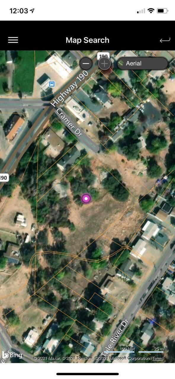 0 Cramer Drive, Springville, CA 93265 (#213083) :: The Jillian Bos Team