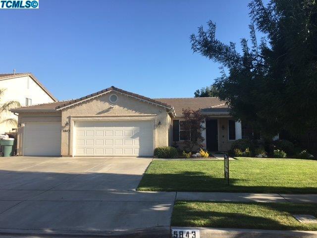 5843 W Clinton Avenue, Visalia, CA 93291 (#131498) :: The Jillian Bos Team