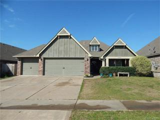 13326 S 21st Court E, Bixby, OK 74008 (MLS #1713899) :: The Boone Hupp Group at Keller Williams Realty Preferred