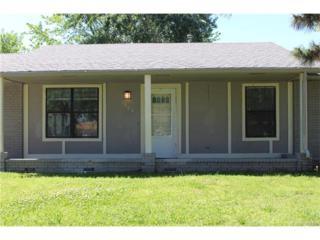 1028 E 144th Street, Glenpool, OK 74033 (MLS #1714034) :: The Boone Hupp Group at Keller Williams Realty Preferred