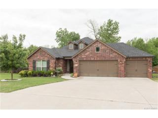 3813 S Maple Avenue, Sand Springs, OK 74063 (MLS #1714180) :: The Boone Hupp Group at Keller Williams Realty Preferred