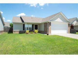 17 E Fairlane Place, Sapulpa, OK 74066 (MLS #1714347) :: The Boone Hupp Group at Keller Williams Realty Preferred