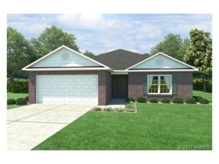 28057 E 150th Place, Coweta, OK 74429 (MLS #1714454) :: The Boone Hupp Group at Keller Williams Realty Preferred