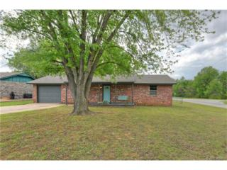 13808 S 297th East Avenue, Coweta, OK 74429 (MLS #1714490) :: The Boone Hupp Group at Keller Williams Realty Preferred