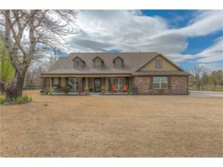 8752 N 162nd East Avenue, Owasso, OK 74055 (MLS #1714494) :: The Boone Hupp Group at Keller Williams Realty Preferred