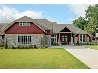 308 E 111th Street, Jenks, OK 74037 (MLS #1714570) :: The Boone Hupp Group at Keller Williams Realty Preferred