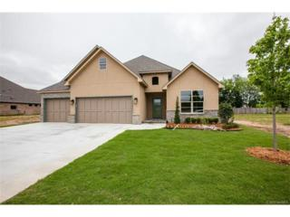 11436 S Ash Street, Jenks, OK 74037 (MLS #1714642) :: The Boone Hupp Group at Keller Williams Realty Preferred
