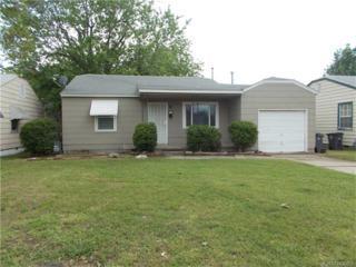 1138 N Toledo Avenue, Tulsa, OK 74115 (MLS #1714643) :: The Boone Hupp Group at Keller Williams Realty Preferred
