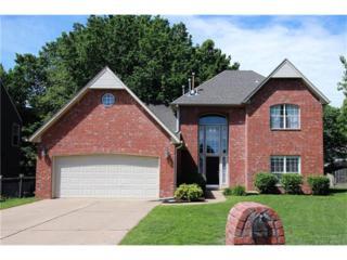 8808 S 91st Avenue E, Tulsa, OK 74133 (MLS #1714679) :: The Boone Hupp Group at Keller Williams Realty Preferred