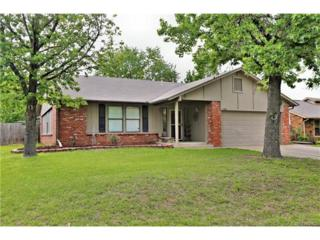 11476 S Emerson Place, Jenks, OK 74037 (MLS #1714823) :: The Boone Hupp Group at Keller Williams Realty Preferred
