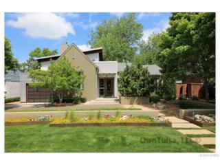 3167 E 22nd Street, Tulsa, OK 74114 (MLS #1714860) :: The Boone Hupp Group at Keller Williams Realty Preferred