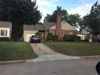 1307 S Quebec Avenue, Tulsa, OK 74112 (MLS #1714890) :: The Boone Hupp Group at Keller Williams Realty Preferred