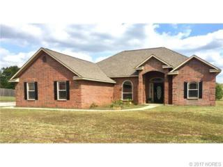 12341 County Road 3593 Circle, Ada, OK 74820 (MLS #1714913) :: The Boone Hupp Group at Keller Williams Realty Preferred