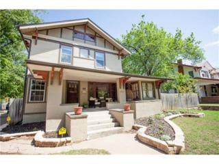 1151 N Cheyenne Avenue, Tulsa, OK 74106 (MLS #1713856) :: The Boone Hupp Group at Keller Williams Realty Preferred