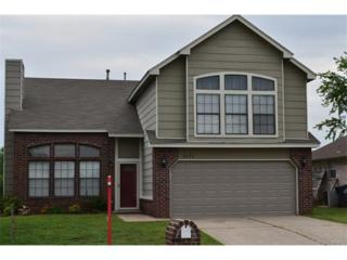 1111 E 133rd Street, Glenpool, OK 74033 (MLS #1713073) :: The Boone Hupp Group at Keller Williams Realty Preferred
