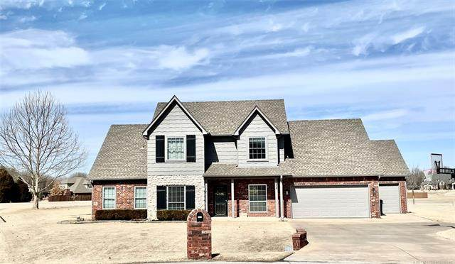 7932 N 162nd Court E, Owasso, OK 74055 (MLS #2103856) :: Hopper Group at RE/MAX Results