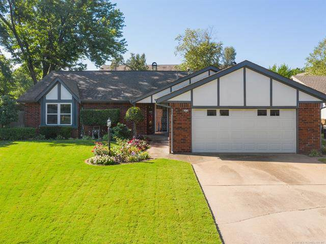 6630 E 99TH PL Place, Tulsa, OK 74133 (MLS #2028716) :: 918HomeTeam - KW Realty Preferred