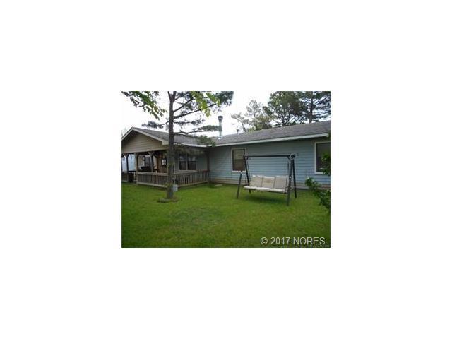 422 SW 3rd Street, Krebs, OK 74501 (MLS #1636062) :: The Boone Hupp Group at Keller Williams Realty Preferred