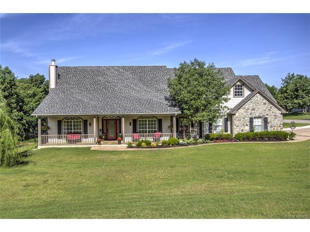 1506 Westland Road, Sapulpa, OK 74066 (MLS #1719687) :: The Boone Hupp Group at Keller Williams Realty Preferred