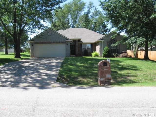 29834 E 155th Street S, Coweta, OK 74429 (MLS #1723064) :: The Boone Hupp Group at Keller Williams Realty Preferred