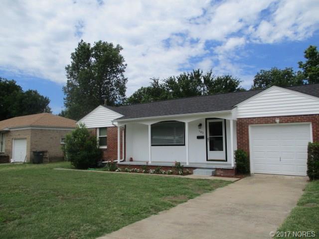 102 N Boyd Place, Sapulpa, OK 74066 (MLS #1723352) :: The Boone Hupp Group at Keller Williams Realty Preferred