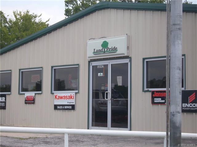 13047 S Hwy 51, Coweta, OK 74429 (MLS #1723650) :: The Boone Hupp Group at Keller Williams Realty Preferred