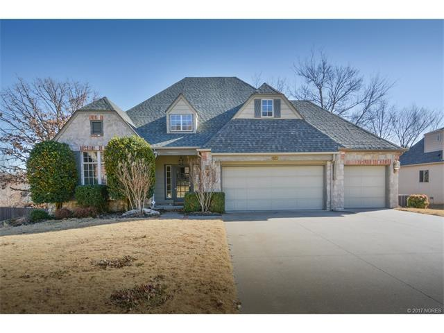 12505 S 13th Place, Jenks, OK 74037 (MLS #1723672) :: The Boone Hupp Group at Keller Williams Realty Preferred
