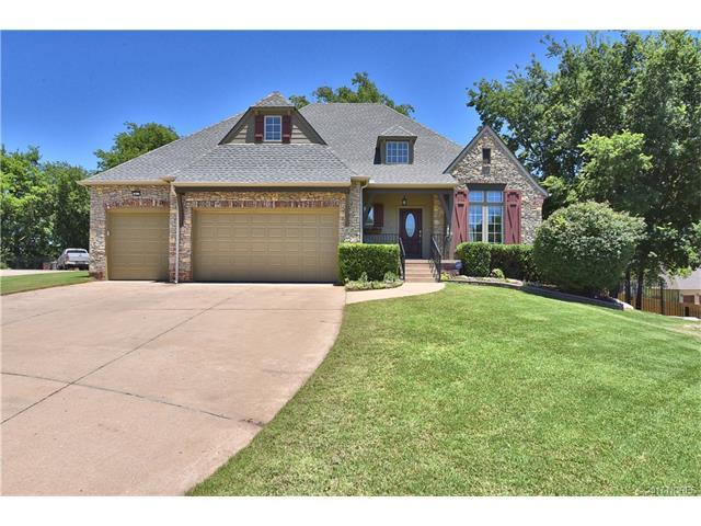 1617 E 122nd Court S, Jenks, OK 74037 (MLS #1723775) :: The Boone Hupp Group at Keller Williams Realty Preferred
