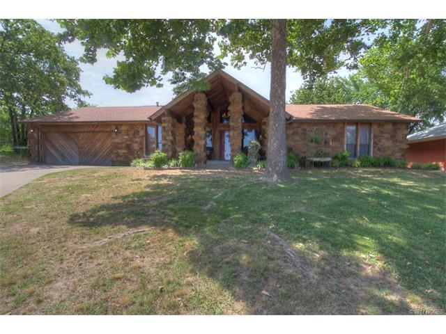 1630 Brittin Lane, Sapulpa, OK 74066 (MLS #1723931) :: The Boone Hupp Group at Keller Williams Realty Preferred